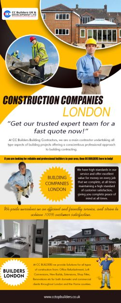 Construction Companies London