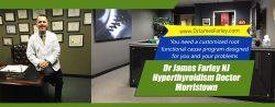 Dr James Farley NJ – Hyperthyroidism Doctor Morristown