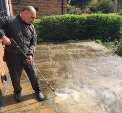 power washing dublin