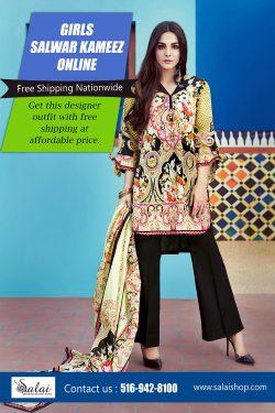 Girls Salwar Kameez Online