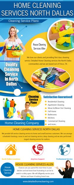 Home Cleaning Services North Dallas