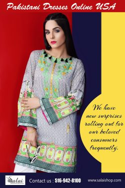 Pakistani Dresses Online USA