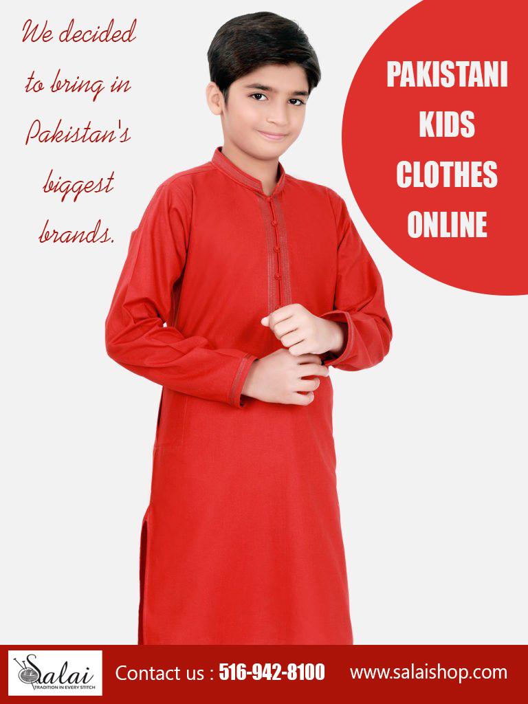 Pakistani Kids Clothes Online