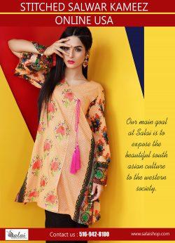Stitched Salwar Kameez Online USA