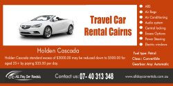 Travel Car Rental Cairn