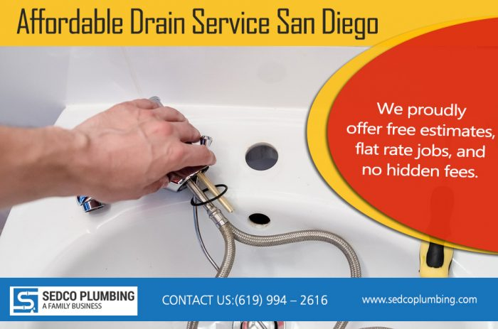 Affordable Drain Service San Diego