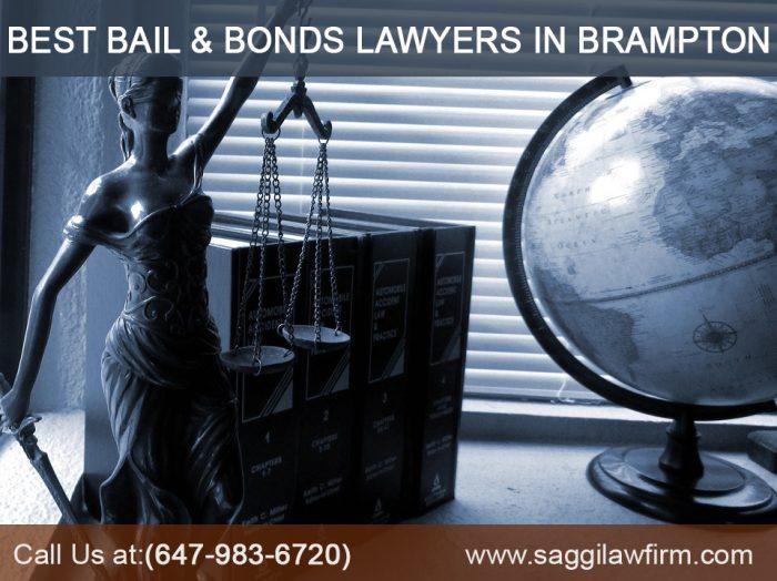 Best Bail & Bonds Lawyers in Brampton