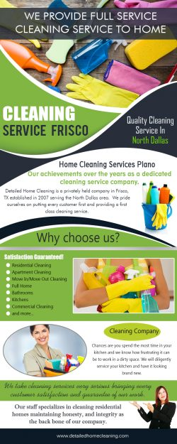 Cleaning Service Frisco