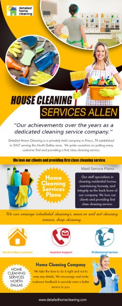 House Cleaning Services Allen