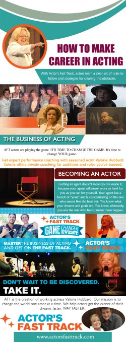 How To Make Career In Acting