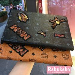 韓国風 iPad pro9.7ケース mcm ブランド ipadカバー iPad 5/6 air/air2ケース 刺繍 シール