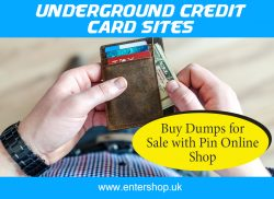 Underground Credit Card Sites