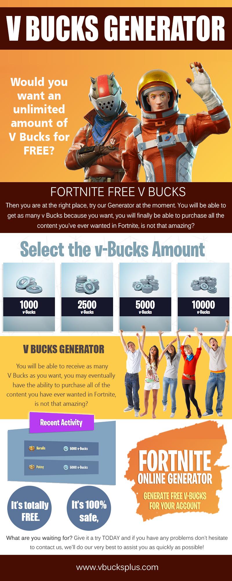 free vbucks