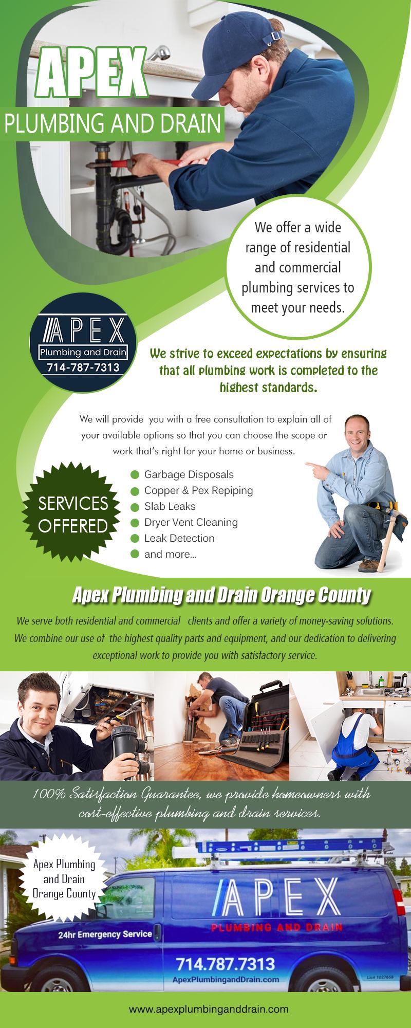 Apex Plumbing and Drain apexplumbinganddrain.com
