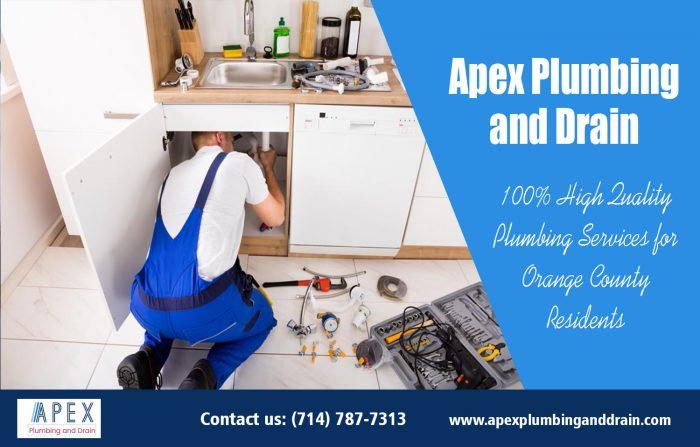 Plumbing and DrainOrange County|apexplumbinganddrain.com