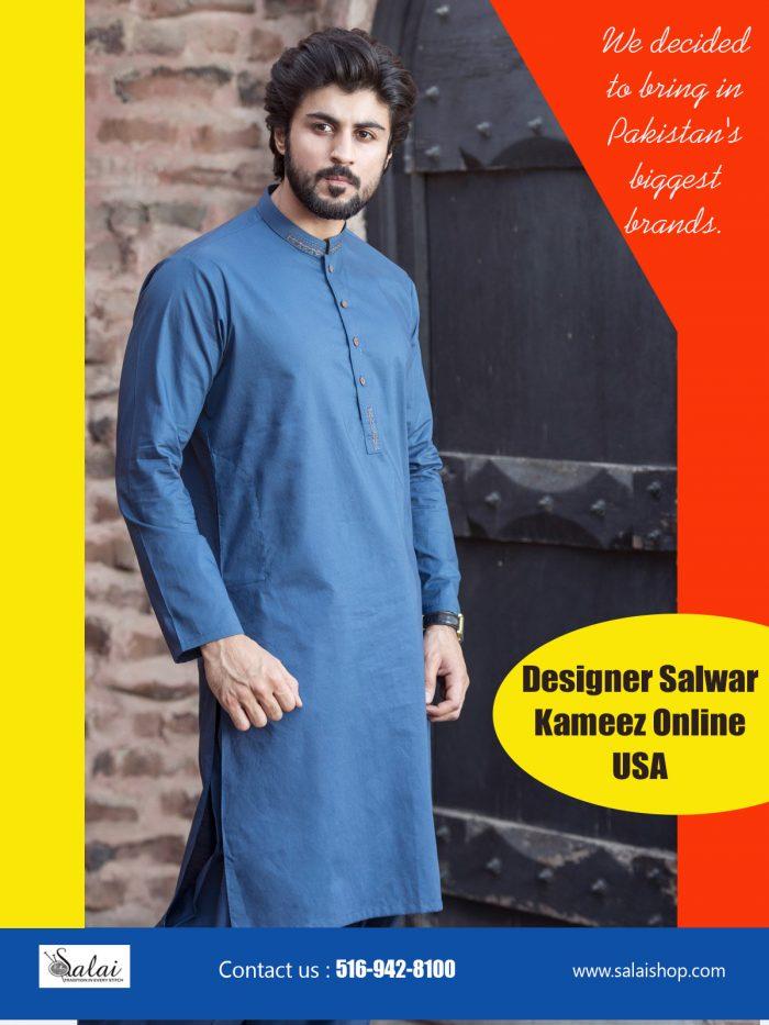 Designer Salwar Kameez Online Usa | https://salaishop.com/