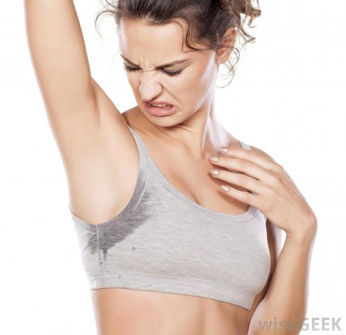 best deodorant for sweat and odor