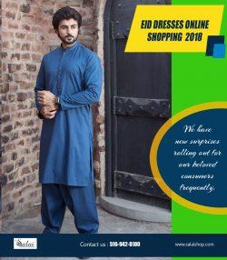 Eid dresses online shopping 2018 | https://salaishop.com/