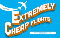 extremely cheap flights