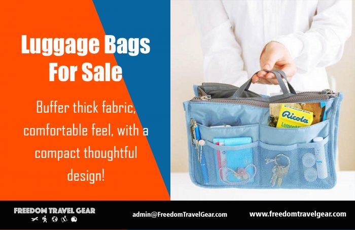 Luggage Bags For Sale | https://www.freedomtravelgear.com/