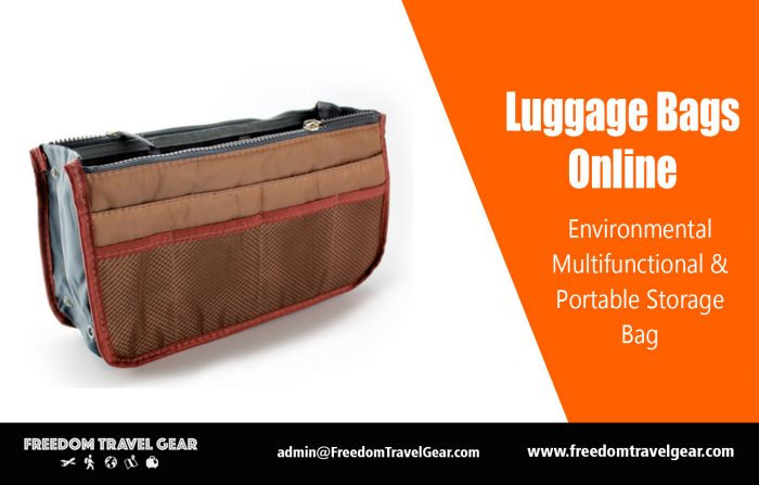 Luggage Bags Online | https://www.freedomtravelgear.com/
