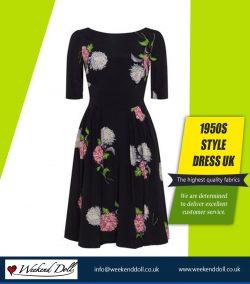 1950s Style DressUK