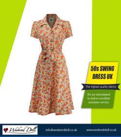 1950s style dress uk