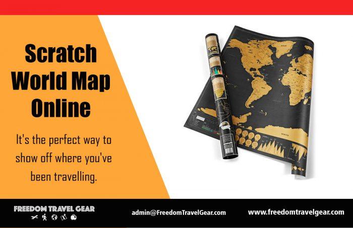 Scratch World Map Online | https://www.freedomtravelgear.com/