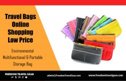 Travel Bags Online Shopping Low Price | https://www.freedomtravelgear.com/