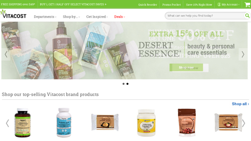 Vitacost.com Coupons 2018, www.Vitacost.com Promo Codes & Free shipping |