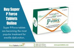 Buy Super P Force tablets Online