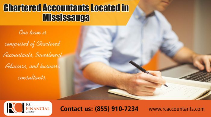 Chartered Accountants located in Mississauga