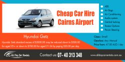 Cheap Car Hire Cairns Airport