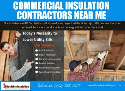 Commercial Insulation Contractors Near Me | affordableinsulationmn.com
