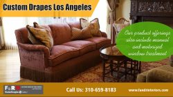 Custom drapes los angeles| http://fandrinteriors.com/
