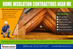 Home Insulation Contractors Near Me | affordableinsulationmn.com