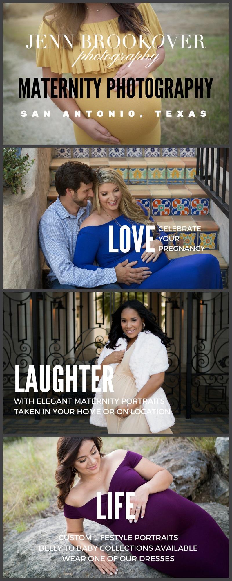 Maternity Photographer | jennbrookover.com
