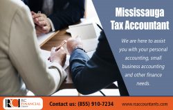 mississauga tax accountant