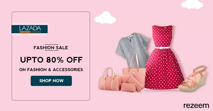 Lazada Fashion Sale Online