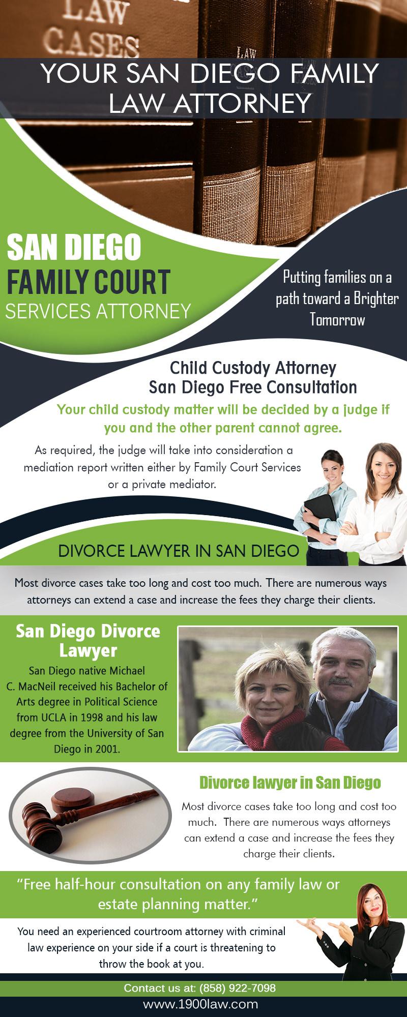 San Diego Family Court Service Attorney -858-922-7098