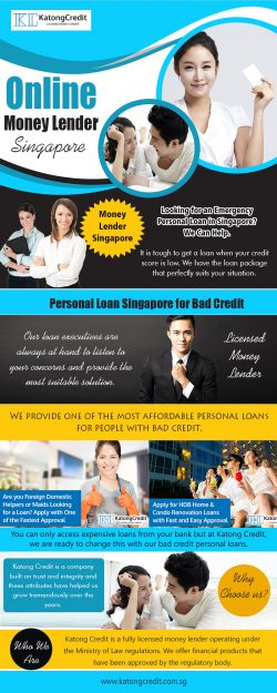 Best private moneylender singapore | https://www.katongcredit.com.sg/loans/