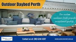 outdoor cushions perth | http://sewcovered.com.au/