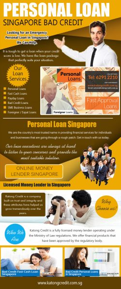 moneylender Singapore | https://www.katongcredit.com.sg/apply-for-a-loan/