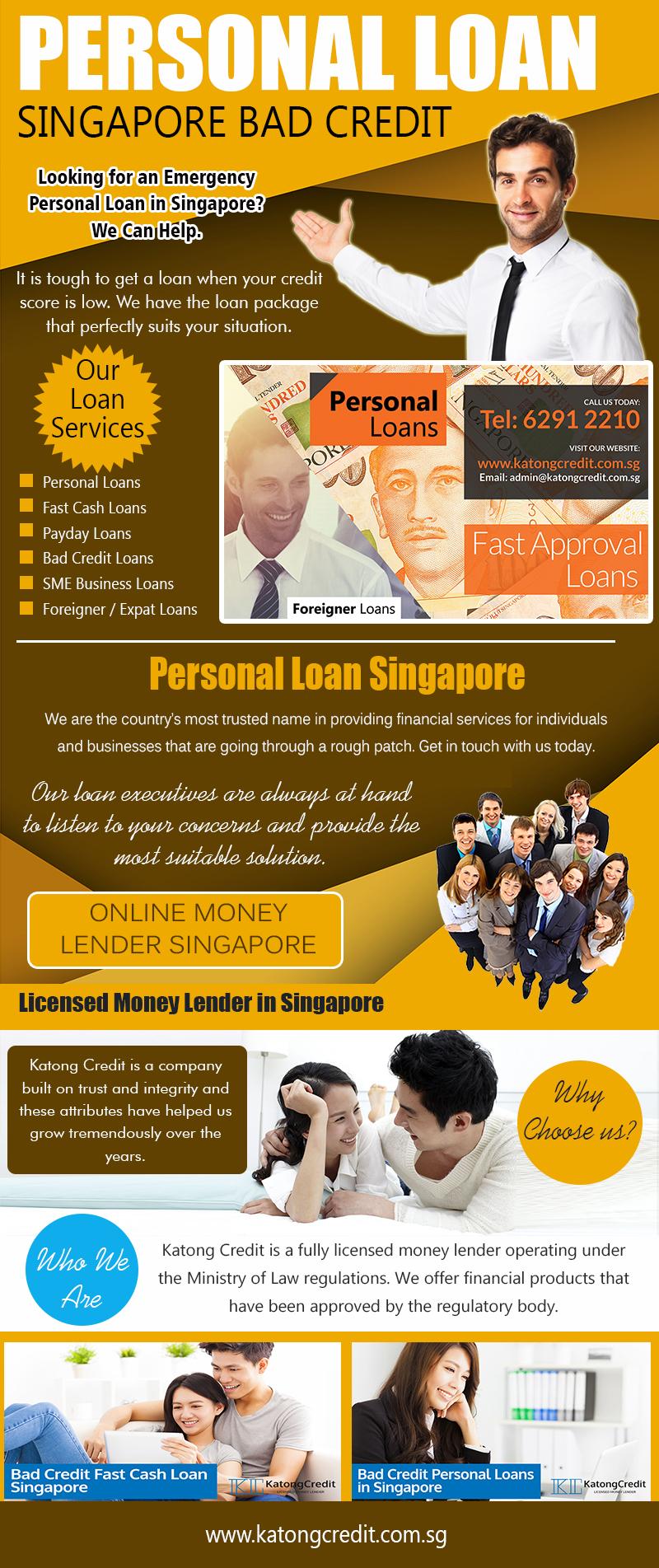 moneylender Singapore | https://www.katongcredit.com.sg/apply-for-a-loan/