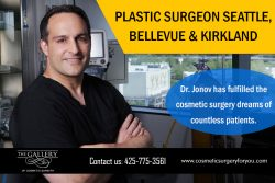 Plastic Surgeon Seattle Bellevue & Kirkland | cosmeticsurgeryforyou.com