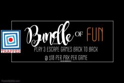 Play 3 Escape Room Games at Trapped.SG at *SCAPE and Save $30 | Orchard / River Valley | Gumtree ...