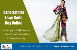 Sana Safinaz Lawn Suits Buy Online