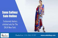 Sana Safinaz Sale Online