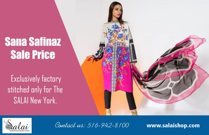 Sana Safinaz Sale Price