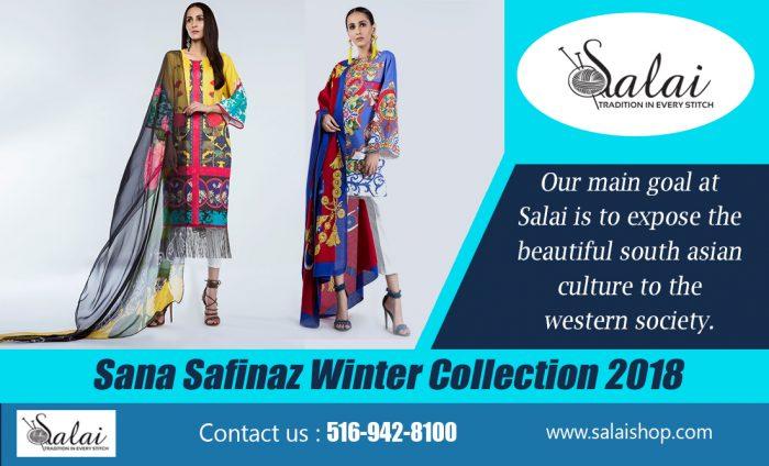 Sana SafinazWinter Collection 2018